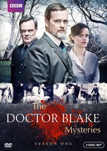 Doctor blake mysteries dvd complete first season one 1  2016  3 disc  thumb200