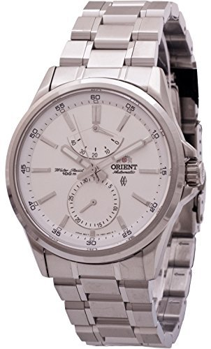 Primary image for Orient #FFM01002W Men's Conductor Stainless Steel Date Sub Dial Power Reserve...