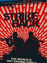 Strike back third season three 3  3 dvd 2015  cinemax mystery thriller new thumb200