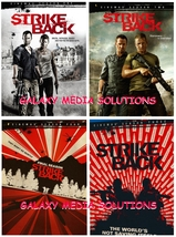 Strike back season 1 4 one four dvd bundle thumb200
