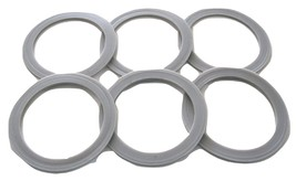 6 Pack Oster/Osterizer Blender Blade Sealing Ring Gaskets - $4.15