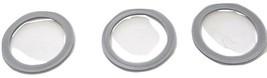 (3 Pack)Blender Gaskets/ Rubber Seal for Black & Decker 381227-00, 132812-07,... - $7.91