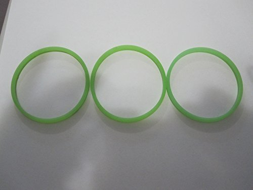 Baby Bullet Blender Gasket 3 Pk /Magic Bullet Mini - $7.92
