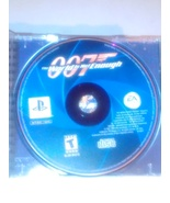 007 The World is Not Enough PlayStation - $5.00