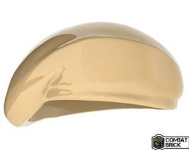 Custom Dark Tan Beret Hat headgear Navy seal military mininfigure fig CB... - $2.27