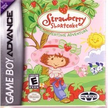 Strawberry Shortcake Summertime Adventure [Game Boy Advance] - $6.51