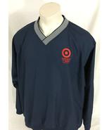 Target Store T-3809 DeKalb, IL Chestnut Hill Employee Uniform Navy Pullo... - $39.99