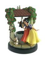 Disney Snow White Cody Reynolds Wishing Well Limited Edition Figurine Sculpture - $70.13