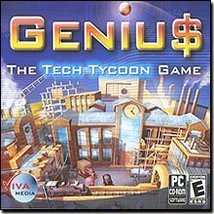 Genius - The Tech Tycoon Game - $15.96