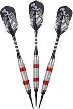 Viper Wind Runner Red 18 Gram Soft Tip Dart Set 20-2110-18 Shafts Tips f... - $14.93