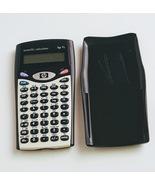 HP 9S SCIENTIFIC CALCULATOR with cover - $10.00
