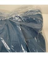 JOHN BLAIR Men's Pants Size 40L Blue Stitched Pocket NEW 100% Cotton #49673 - $25.99