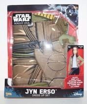 Star Wars® Rogue One Jyn Erso Girls' Dress Up Set - £10.13 GBP