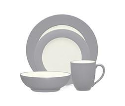 Noritake Colorwave Slate Rim Dish Set - $52.56