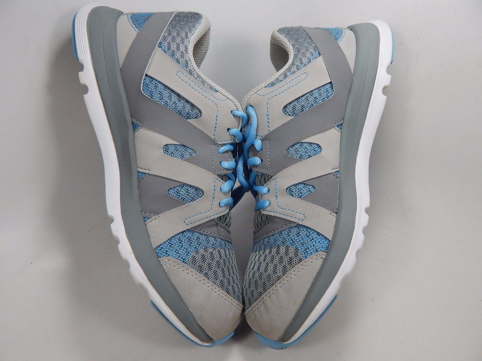 Reebok Sublite Duo Women's Running Shoes Size US 7.5 M (B) EU 38 Gray Blue
