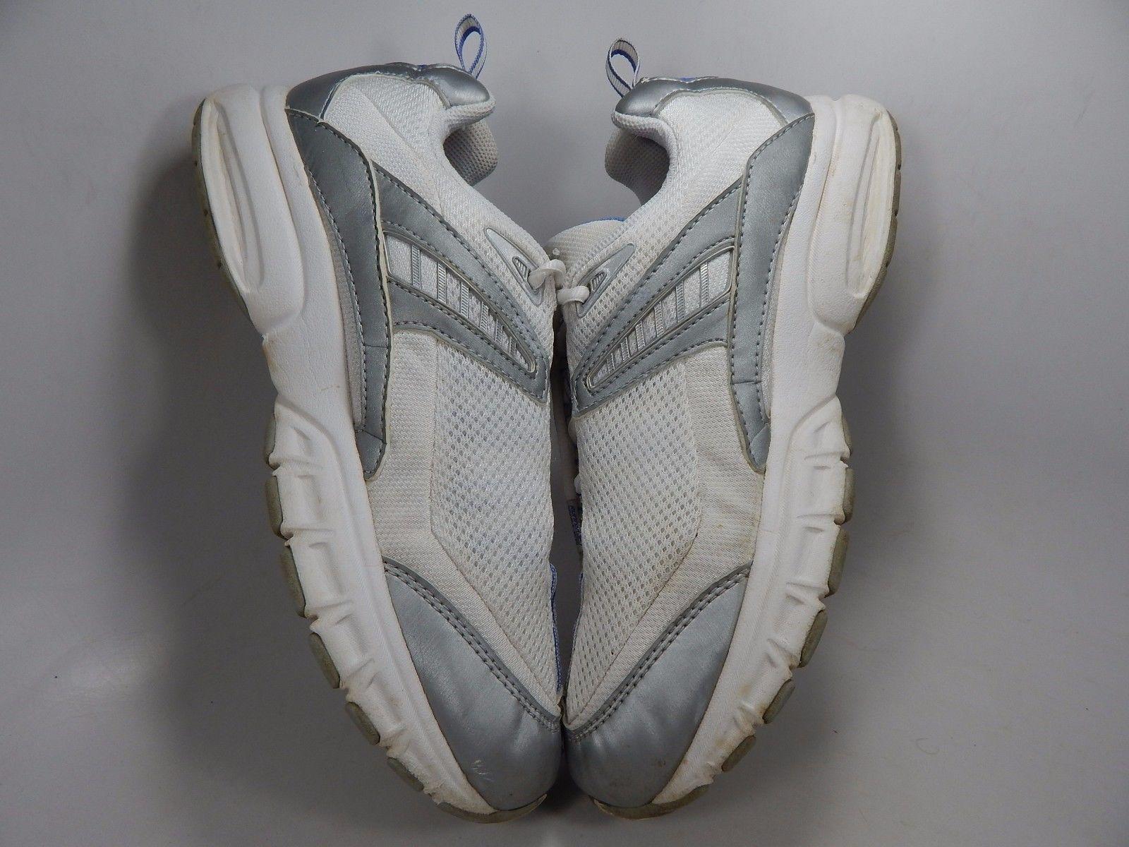 Reebok DMX Foam Women's Sneaker Running Shoes Size US 8.5 M (B) EU 39 White