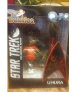 New Q-POP Star Trek Trekkies Uhura 4.5 Inch Collectible Vinyl Figure NIB - $7.70