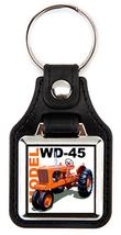 Allis Chalmer WD 45 Farm Tractor Key Chain Key Fob  - $7.50