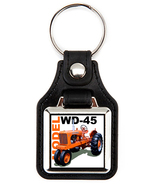 Allis Chalmer WD 45 Farm Tractor Key Chain Key Fob  - $7.50