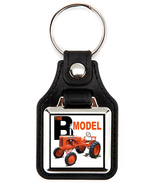 Allis Chalmers Model B Farm Tractor Key Chain Key Fob  - $7.50