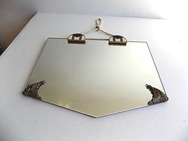 Anthropologie Modified Large Maritime Signal Mirror Steampunk Gothic Ecc... - £57.64 GBP