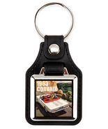 Chevrolet Corvair 1963 Key Chain Key Fob  - $7.50