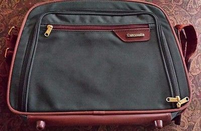 Primary image for Samsonite Carry On Travel Bag Green