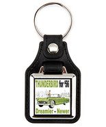 Ford 1956 Thunderbird Key Chain Key Fob  - $7.50