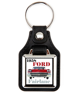 Ford Fairlane 1958 Key Chain Key Fob  - $7.50