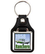 Ford Ranchero 1958 Key Chain Key Fob  - $7.50