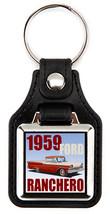 Ford Ranchero 1959 Key Chain Key Fob  - $7.50