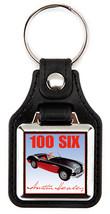 Austin Healey 100 Six  Key Chain Key Fob  - $7.50