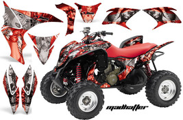 ATV Decal Graphic Kit Wrap Quad Stickers For Honda TRX 700XX 2009-2015 MAD S R - $168.25