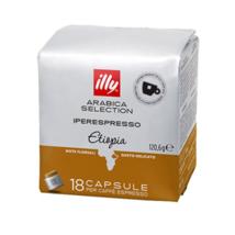 Illy Ethiopian Capsule Coffee 18ea 120.6g - $21.30
