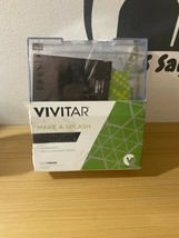 Vivitar Full HD Action Camera Black 12MP 1080p HD DVR786HD Waterproof {5... - $49.50