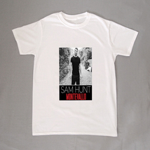Sam Hunt  Montevallo  Unisex Adult T-Shirt (Available in S/M/L/XL)   - $16.99