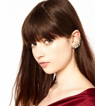 Stylish Rhinestone Branch Shaped Ear Cuff(Gold) - $6.99
