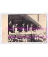 RPPC Post Mortem Beautiful Lady Candles Flowers Women Viewing Coffin Sun... - $175.00