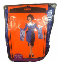 Dark Sha Geisha Oscura Adult Womens Halloween Costume M 8-10 - $12.38