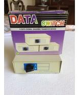 Data Switch 2 way BNC Female - $14.95
