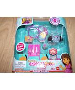 Dora The Explorer Girls Tech Tunes 4 Links Doll Online Game Accessories New - $12.00