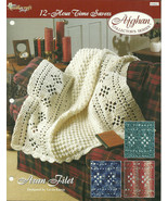 Needlecraft Shop Crochet Pattern 932022 Aran Fi... - $4.99