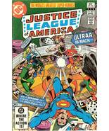 justice league of america vol 1 no 201 dc comics gambling roulette wheel... - $3.99