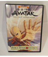 Avatar: The Last Airbender - Book 1: Water - Vol. 1 - DVD Moive  - $3.71