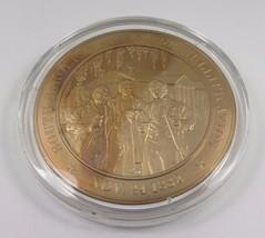Nov. 24, 1832 South Carolina Votes For Nullification Franklin Mint Bronz... - $12.16