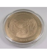 May-July, 1932 Veterans Demand Their Bonus Franklin Mint Solid Bronze Coin - $12.16