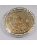 March 6, 1857 Supreme Court Decision Favors Slavery Franklin Mint Bronze... - $12.16
