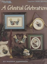 Feathered Fantasy, Alexa Designs Cross Stitch & Needlework Pattern Bookl... - $1.95