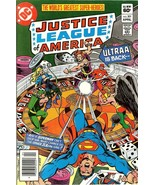 justice league of america vol 1 no 201 dc comics gambling roulette wheel... - $7.99