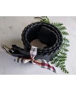 Wide Black Leather Belt by Karen Millen - $85.00